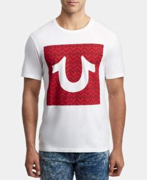 True Religion Men's Native U Graphic T-Shirt