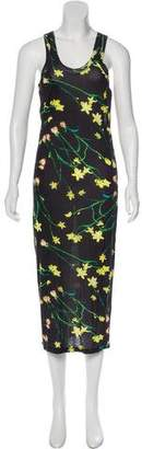 Antipodium Sleeveless Knit Midi Dress w/ Tags