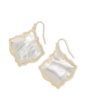 Kendra Scott Kirsten Drop Earrings in Gold