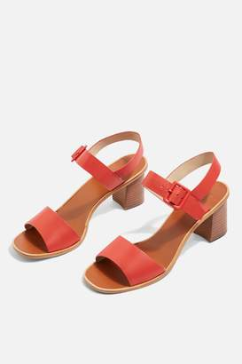 Topshop NANCY Two Part Sandals