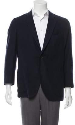 Boglioli Silk & Cashmere-Blend Jacket