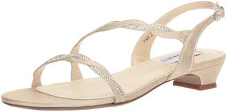 Dyeables Dyeables, Inc Womens Women's Jasper Dress Sandal