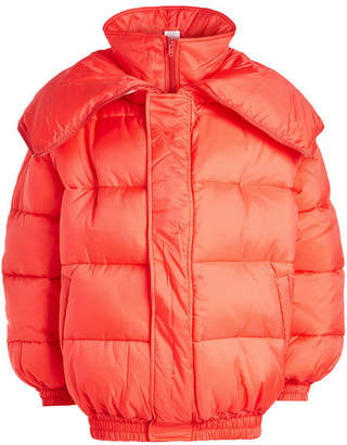 Vetements Double Puffer Jacket
