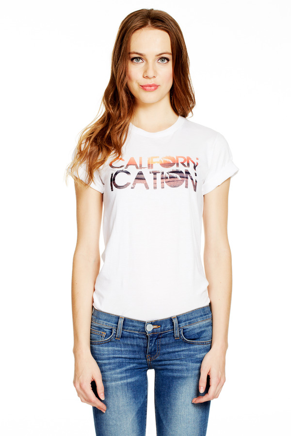 Rebecca Minkoff Californication T-Shirt