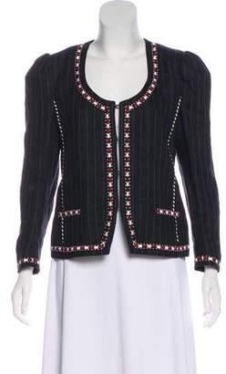 Isabel Marant Linen Long Sleeve Blazer w/ Tags