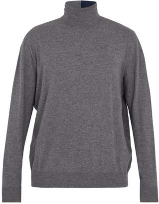 Stella McCartney Roll-neck wool sweater