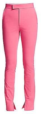Helmut Lang Women's Rider Legging Slit Pants
