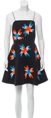 Tanya Taylor Patterned A-Line Dress