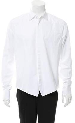 DSQUARED2 French Cuff Button-Up Shirt