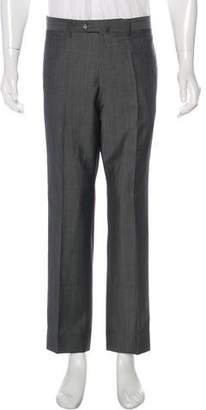 Luciano Barbera Wool & Mohair Pants