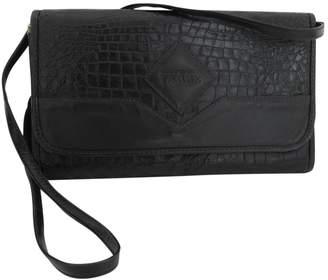 Gianfranco Ferre Leather mini bag