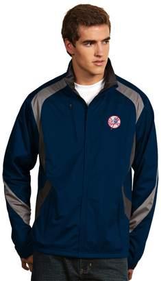 Antigua Men's New York Yankees Tempest Desert Dry Xtra-Lite Performance Jacket