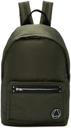 McQ Khaki Loveless Backpack