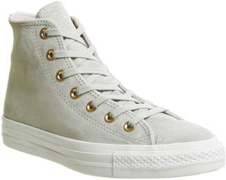 Converse Hi Leather