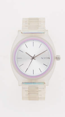 Nixon The Time Teller Acetate 40mm Watch