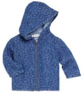 Stella McCartney Baby Girl's Quilted Star Denim Jacket