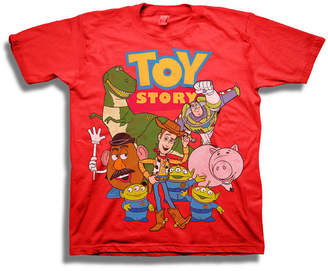 Freeze Toy Story Graphic T-Shirt-Big Kid Boys