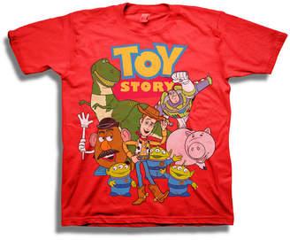Freeze Toy Story Graphic T-Shirt-Big Kid Boys
