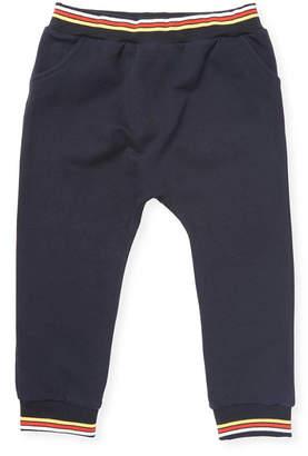 Fendi Multicolored Stripes Trouser