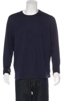 Michael Kors Long Sleeve Crew Neck T-Shirt
