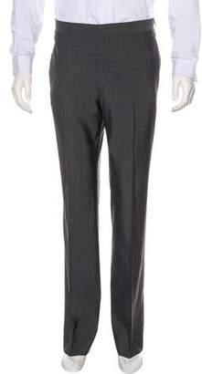 Prada Wool & Silk Pants