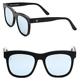 97560a35f4f51 Gentle Monster Women s Pulp Fiction 53MM Square Sunglasses