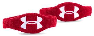 "Under Armour UA 1/2"" Performance Wristband – 2-Pack"