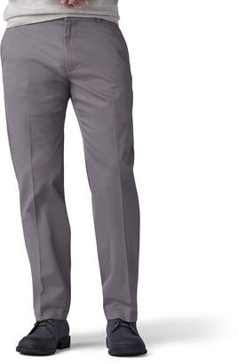 Lee Performance Series Mens Relaxed Fit Flat Front Pant
