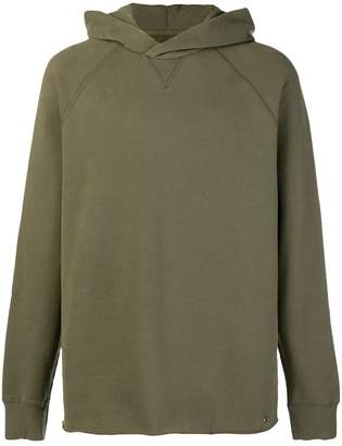 Levi's Made & Crafted raglan sleeve hoodie