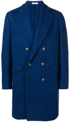 Boglioli double-breasted military coat