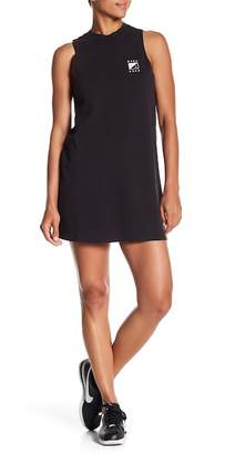 RVCA Nigel Sleeveless Shirt Dress