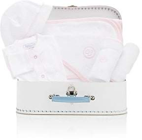 Baby CZ LAYETTE GIFT SET-PINK SIZE 3/6