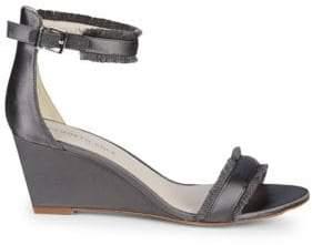 Kenneth Cole New York Davis Denim Wedge Sandals