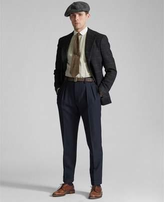 Ralph Lauren Windowpane Twill Sport Coat