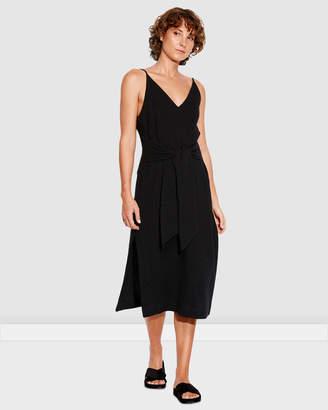 Seafolly Inka Gypsy Tie Front Slip Dress