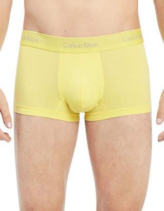 Calvin Klein Underwear Micro Low-Rise Trunks