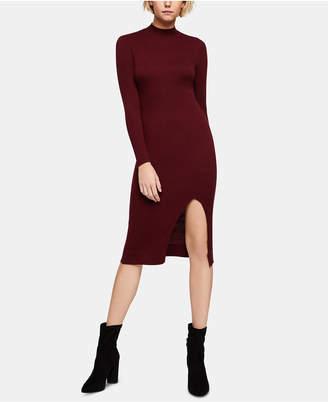 BCBGeneration Cotton Sweater Dress