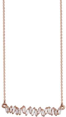 Suzanne Kalan Signature Firework Necklace - Rose Gold