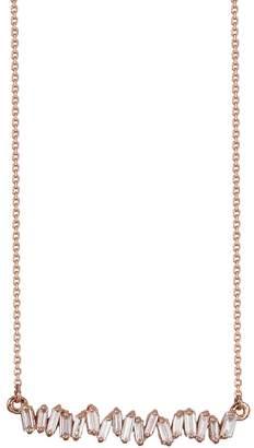 Suzanne Kalan Signature Firework Necklace - Rose Gold