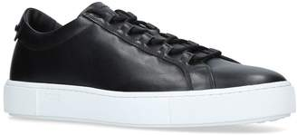 Tod's Leather Cassetta Sneakers