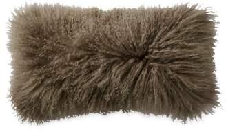 Exhale Flokati Fur Pillow