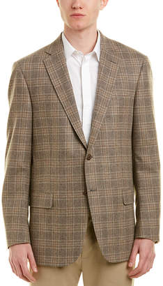 Hart Schaffner Marx New York Modern Fit Wool Sport Coat