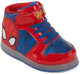 Marvel Spiderman Boys Walking Shoes