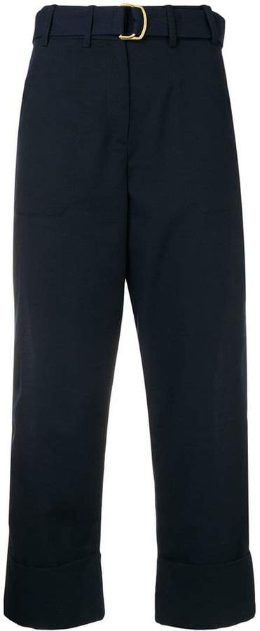 Oprah 2 cropped trousers
