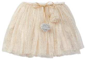Popatu Tutu Skirt with Gold Stars (Toddler & Little Girls) $19 thestylecure.com