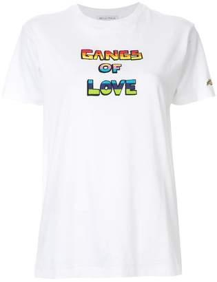 Bella Freud 'Gangs of Love' t-shirt