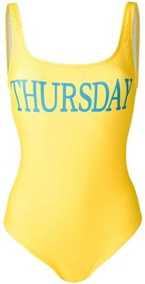 Alberta Ferretti Thursday swimsuit