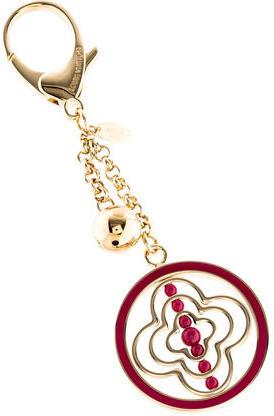 Louis VuittonLouis Vuitton Whirly Flower Bag Charm