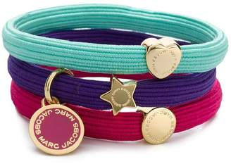 Marc Jacobs sporty pony bracelet set