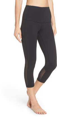 Zella Meditate High Waist Crop Leggings